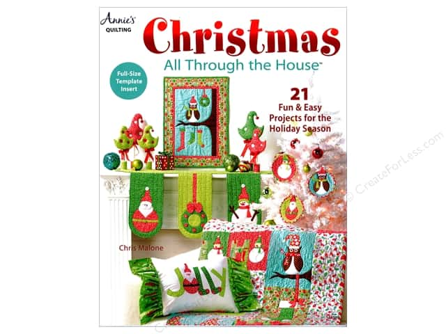 Christmas All Through the House Book by Chris Malone