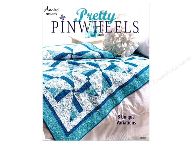 Annie's Pretty Pinwheels Book