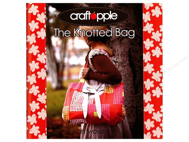 Craft Apple The Knotted Bag Pattern