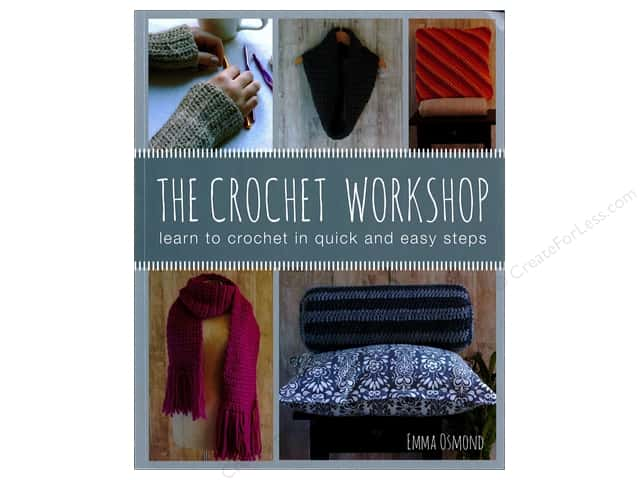 Search Press The Crochet Workshop Book