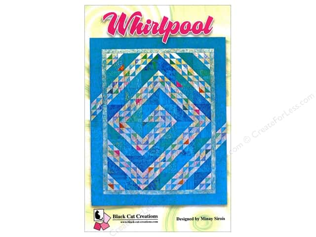 Black Cat Creations Whirlpool Pattern