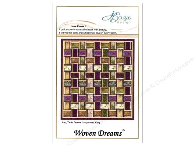 Jan Douglas Design Woven Dreams Pattern
