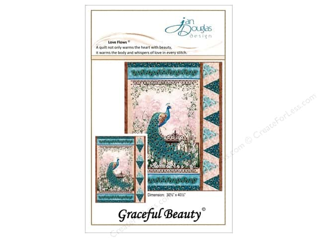 Jan Douglas Design Graceful Beauty Pattern
