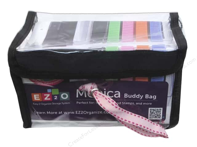 Totally Tiffany Organizers EZ2O Easy 2 Organize Storage System Buddy Bag Monica