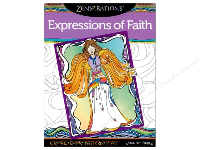 Design Originals Zenspirations Expressions Of Faith Book