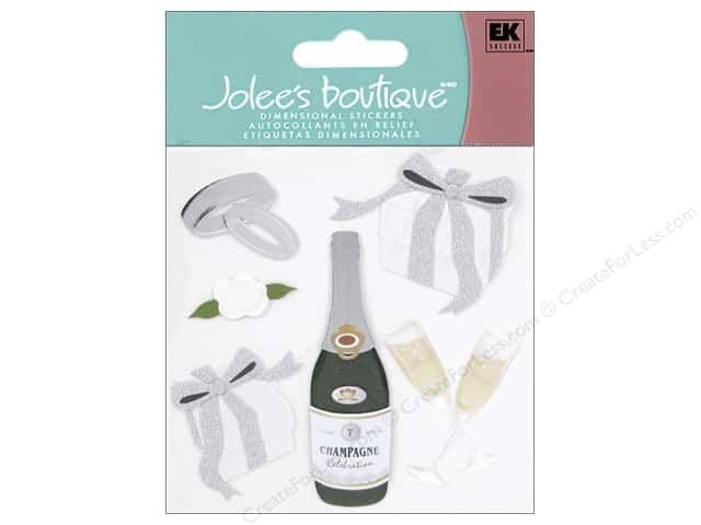 Jolee's Boutique Stickers Wedding Gifts