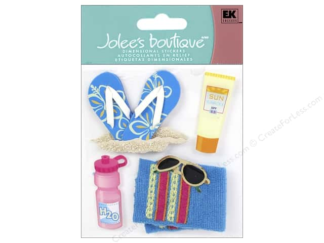 Jolee's Boutique Stickers Beach Accessories