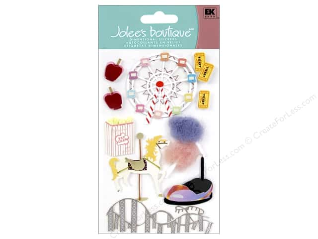 Jolee's Boutique Stickers Large Carnival