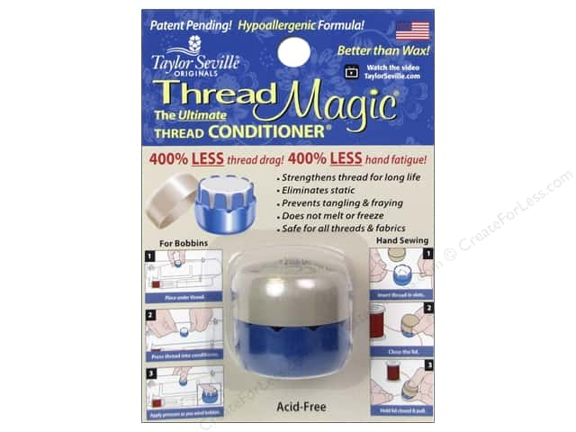 Taylor Seville Notions Thread Magic Thread Conditioner Round