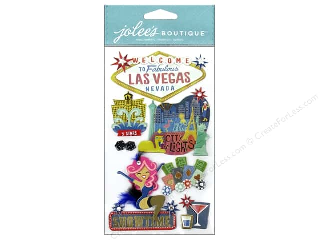 Jolee's Boutique Stickers Las Vegas