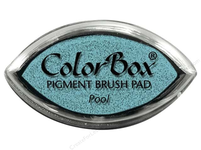 ColorBox Pigment Ink Pad Cat's Eye Pool