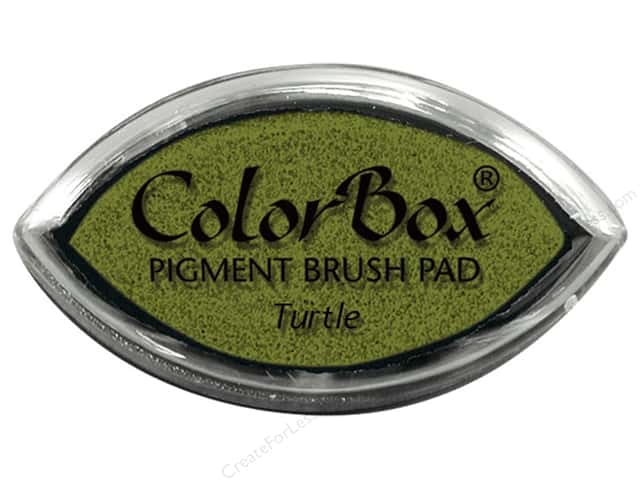ColorBox Pigment Ink Pad Cat's Eye Turtle