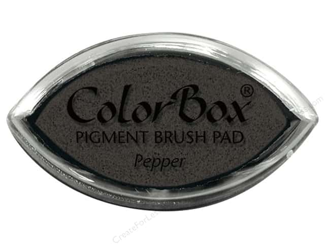 ColorBox Pigment Ink Pad Cat's Eye Pepper