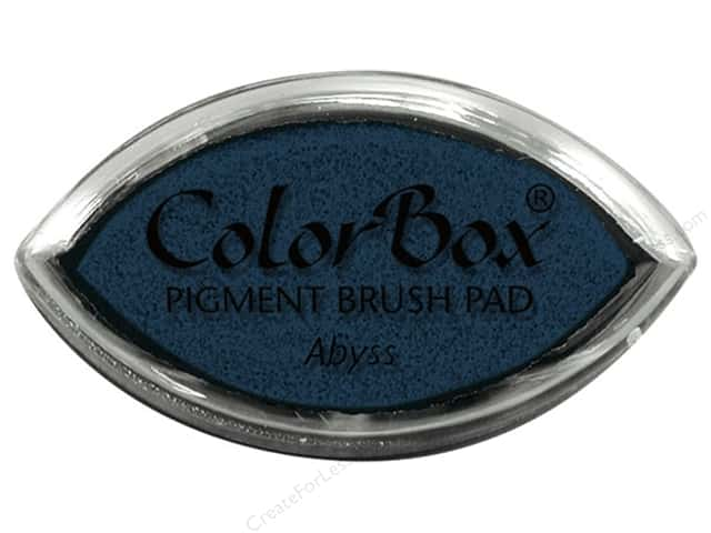 ColorBox Pigment Ink Pad Cat's Eye Abyss