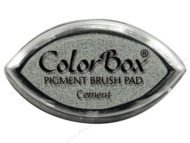 Colorbox Cat's Eye Pigment Inkpad Cement
