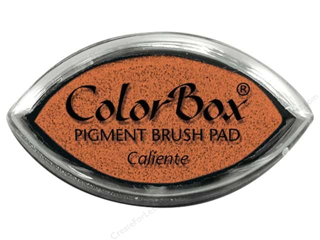 Colorbox Cat's Eye Pigment Inkpad Caliente
