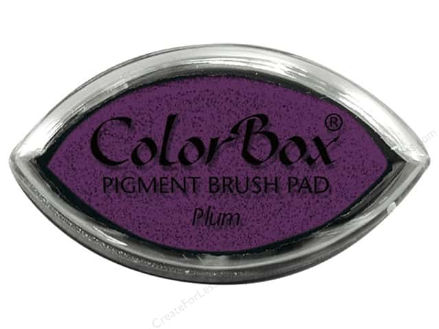 ColorBox Pigment Ink Pad Cat's Eye Plum