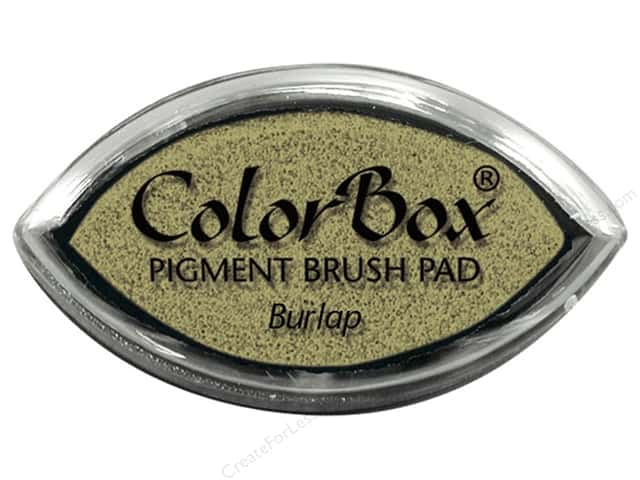 Colorbox Cat's Eye Pigment Inkpad Burlap