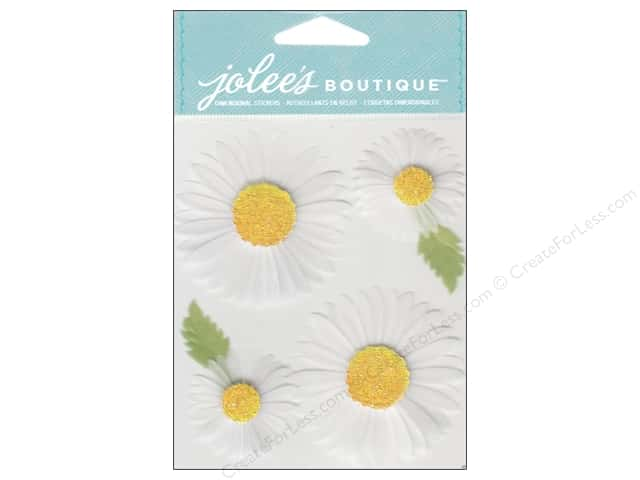 Jolee's Boutique Stickers Daisies