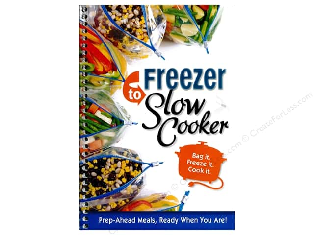 CQ Products Freezer to Slow Cooker Book