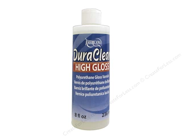 DecoArt DuraClear Varnish 8 oz. High Gloss