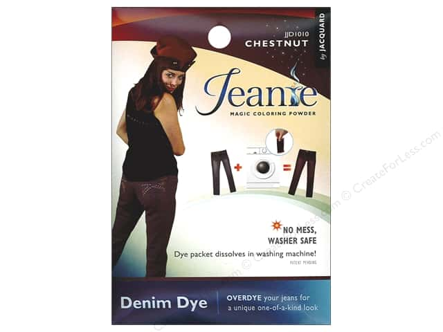 Jacquard Jeanie Denim Dye .49 oz. Chestnut