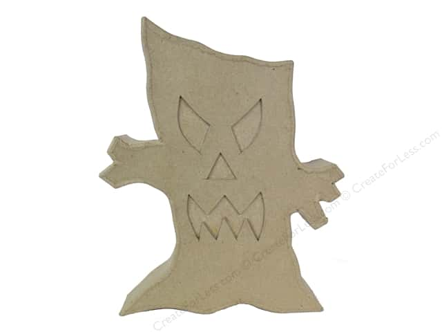 PA Paper Mache Horror Tree 8 in.
