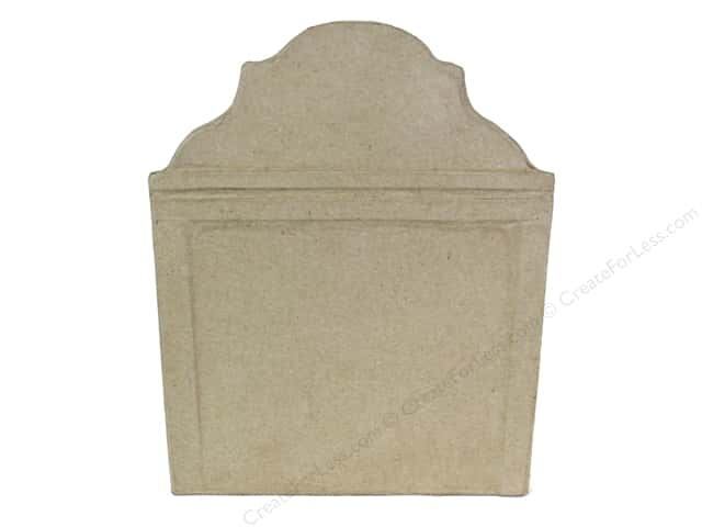 Paper Mache Tombstone 7 in. by Craft Pedlars