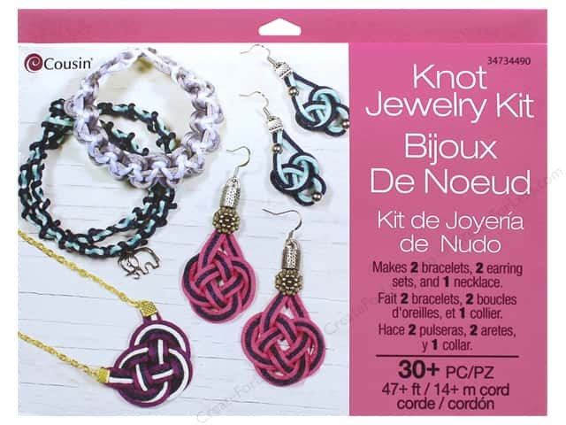 Cousin Kit Jewelry Knot