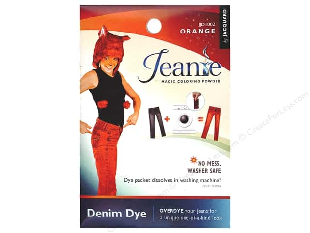 Jacquard Jeanie Denim Dye .49 oz. Orange