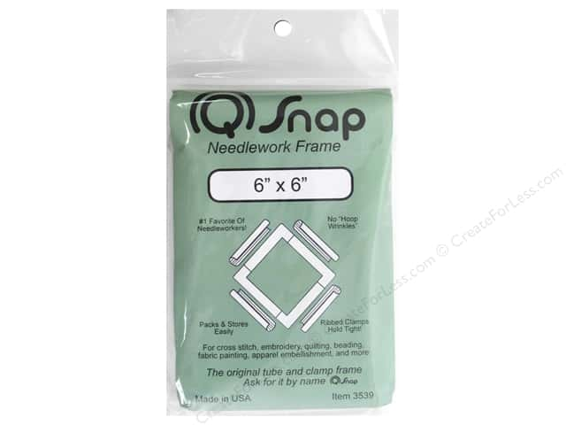 "Q Snap Needlework Frame 6""x 6"""