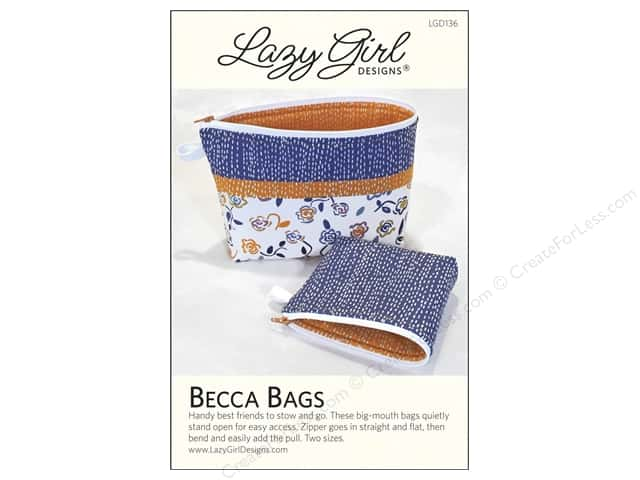 Lazy Girl Designs Becca Bags Pattern