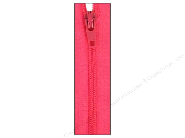 Atkinson Designs Zipper by YKK 22 in. Rosy Cheeks (6 pieces)