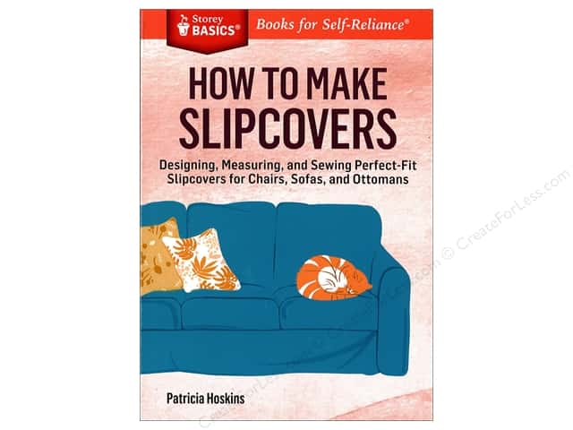 Storey Publications How To Make Slipcovers Book