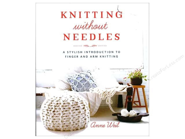 Potter Publishers Knitting Without Needles Book
