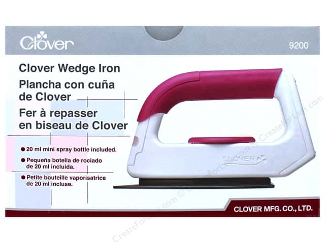 Clover Wedge Iron
