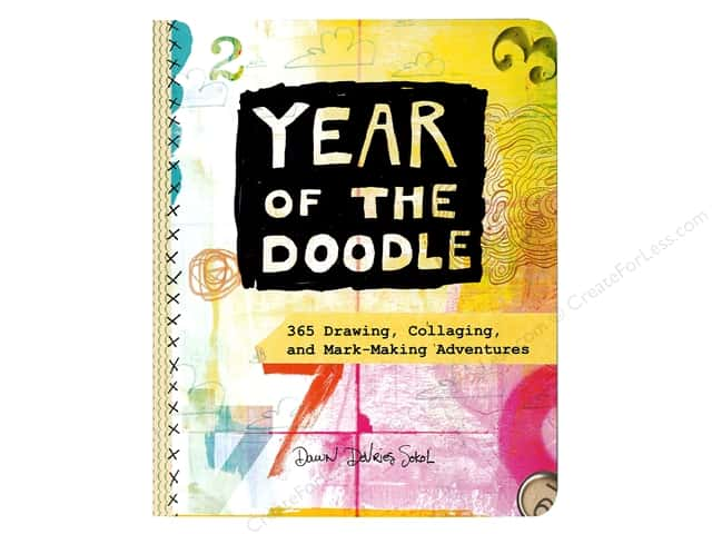Stewart Tabori & Chang Year of the Doodle Book
