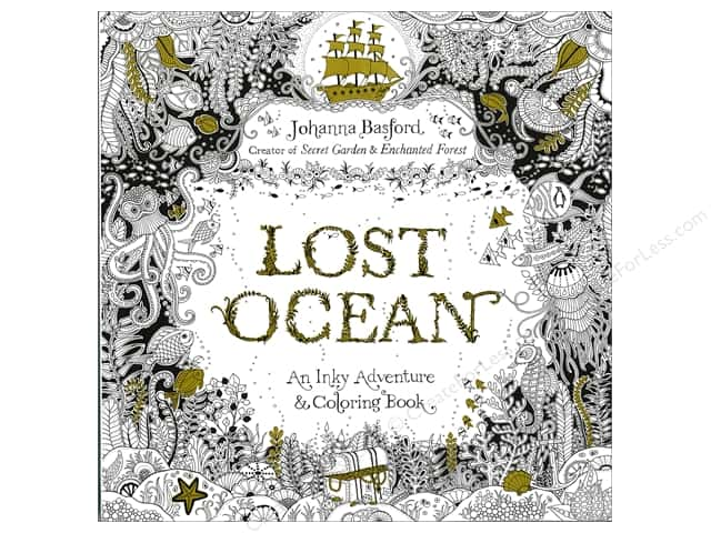 Penguin Lost Ocean Coloring Book