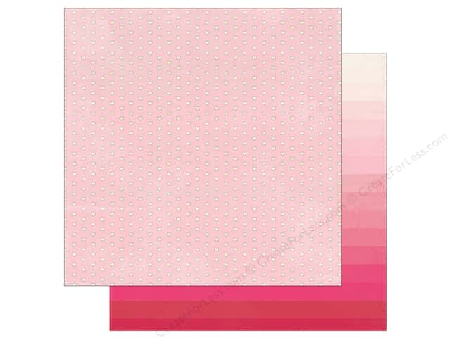 Authentique 12 x 12 in. Paper Adore Blushing (25 sheets)
