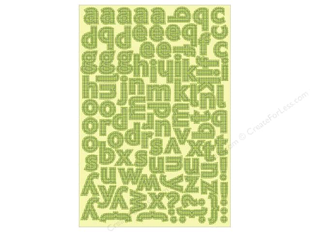 Authentique Stickers Charmed Classic Type (12 sheets)