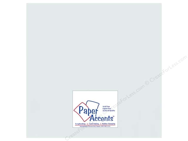 Pearlized Paper 12 x 12 in. #896 Nickel by Paper Accents (25 sheets)