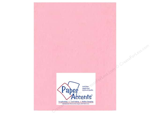 Vellum 8 1/2 x 11 in. #944 Blush by Paper Accents 5 pc.