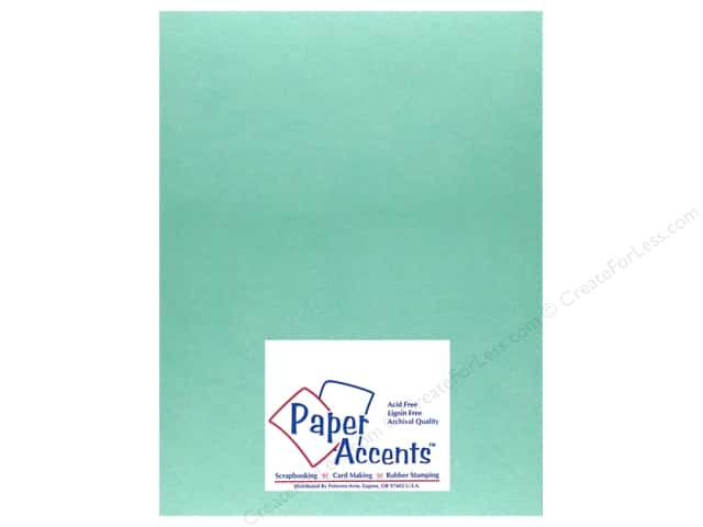 Paper Accents Pearlized Paper 8 1/2 x 11 in. #874 Splash (25 sheets)