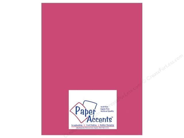Vellum 8 1/2 x 11 in. #986 Cotton Candy by Paper Accents 5 pc.