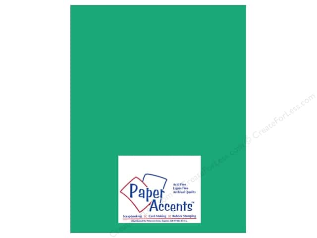 Paper Accents Vellum 8 1/2 x 11 in. #989 Poolside (25 sheets)