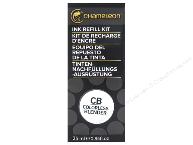 Chameleon Color Tones Ink Refill 25ml Colorless Blender CB