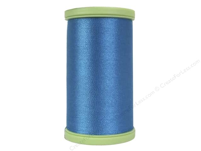 Coats Trilobal Polyester Embroidery Thread  600 yd. #5270 Parakeet