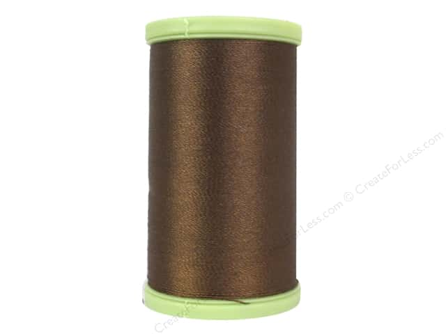 Coats Trilobal Polyester Embroidery Thread  600 yd. #8770 London Tan