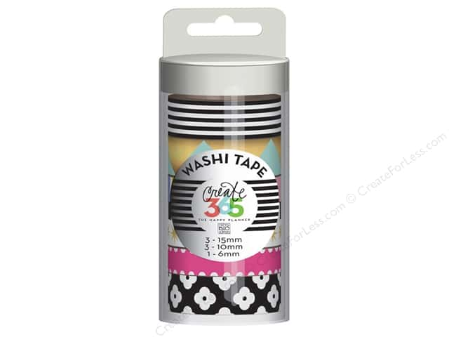 Me&My Big Ideas Create 365 Happy Planner Washi Tape My Life