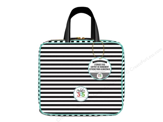 Me & My Big Ideas Create 365 The Happy Planner Storage Case - Striped